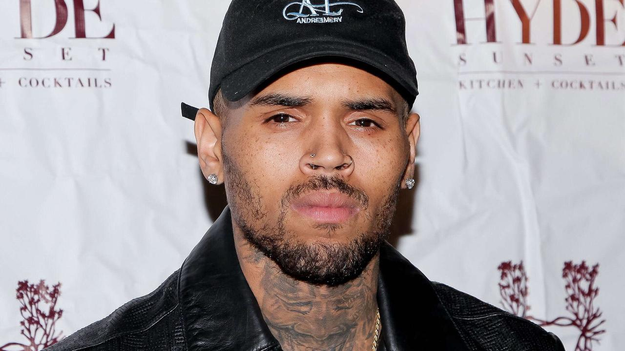Chris Brown accused of hitting woman at his home: Reports