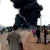 Updates On Lokoja Fire Outbreak