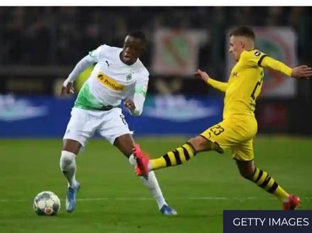 Man Utd and Chelsea join race for Monchengladbach midfielder