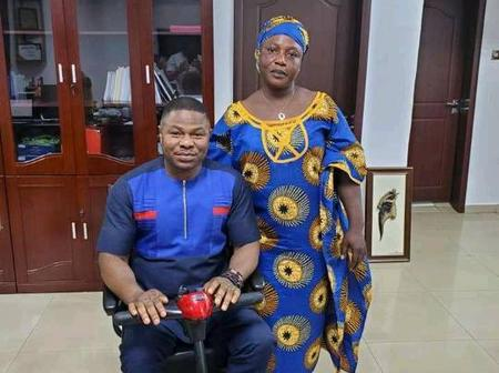 Yinka Ayefele Has Done It Again, See Photos Of Him With The Woman Assaulted In The Viral Video