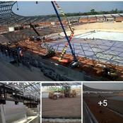 Voici le stade de Yamoussoukro qui amène des ivoiriens à dire que Ouattara mérite un autre mandat