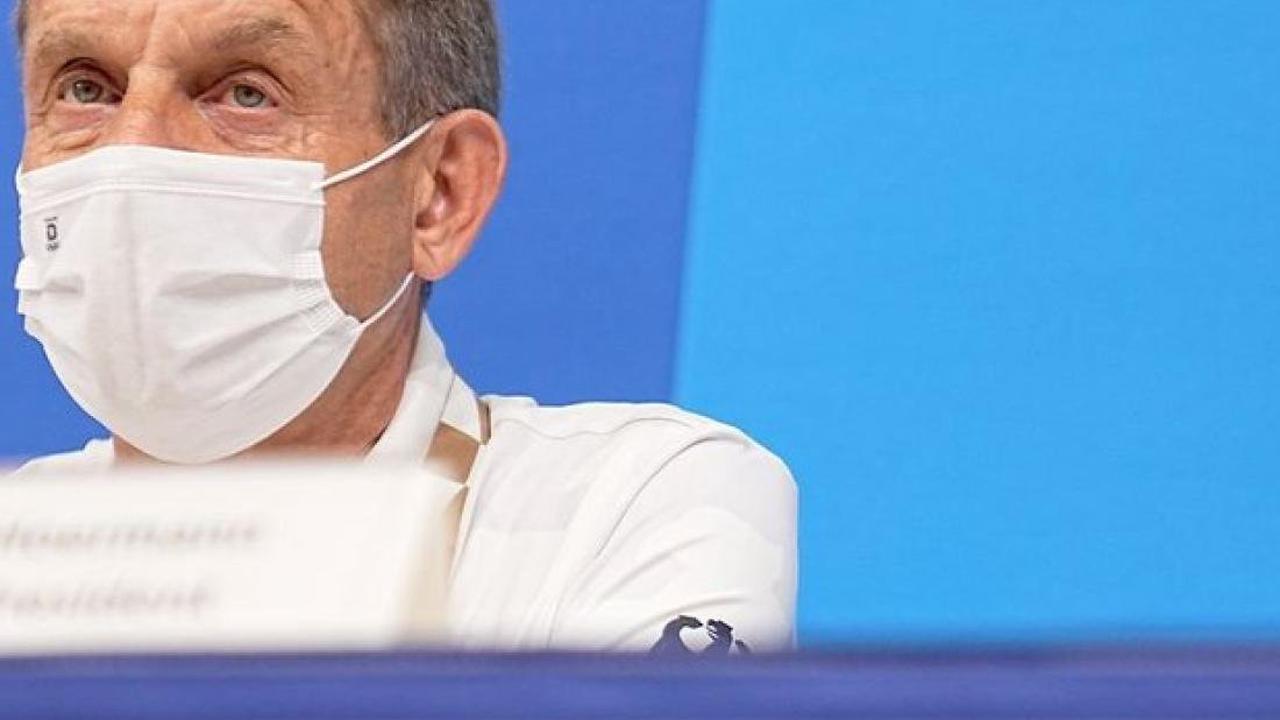 Olympia: Hörmann zu Corona-Umgang in Japan: Behörden handeln richtig