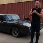 Vin Diesel car collection: Fast, vintage classy
