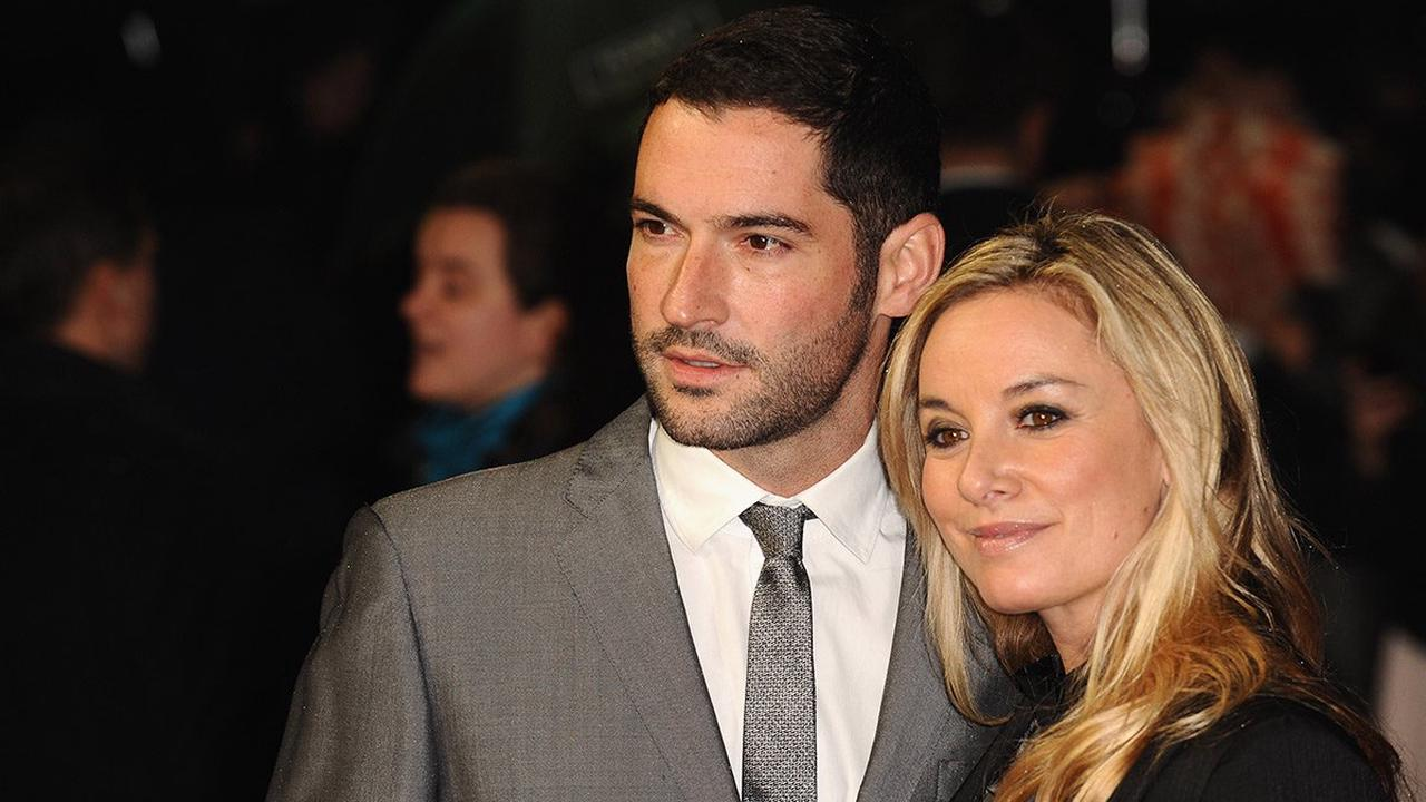 Tamzin Outhwaite and her ex-husband Tom Ellis celebrate youngest daughter's birthday