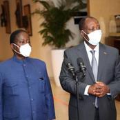 Abidjan : le chef de l'opposition encouragé à
