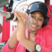 Celebrating Top Vernacular Radio Host - Nyoxx Wa Katta