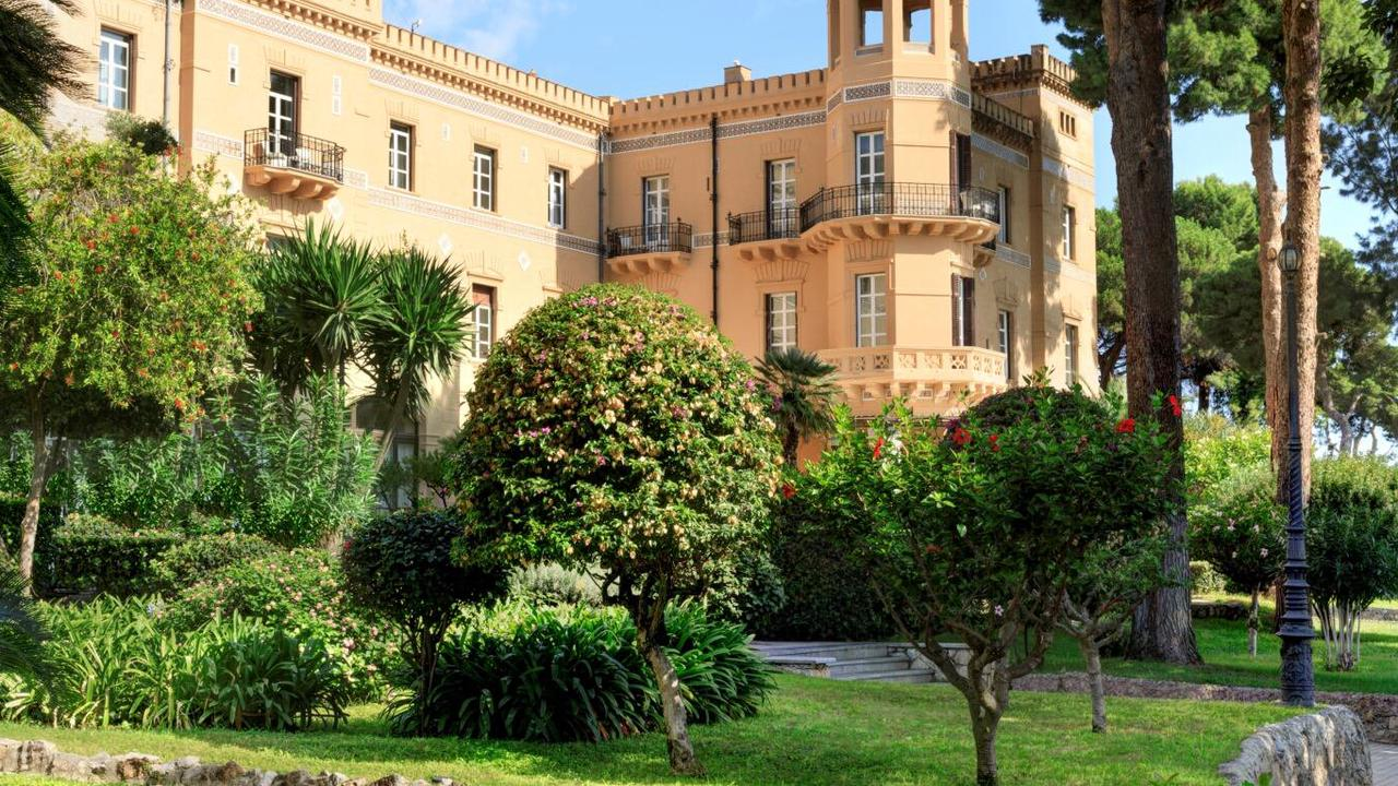 Rocco Forte hôtels ouvre Villa Igiea à Palerme