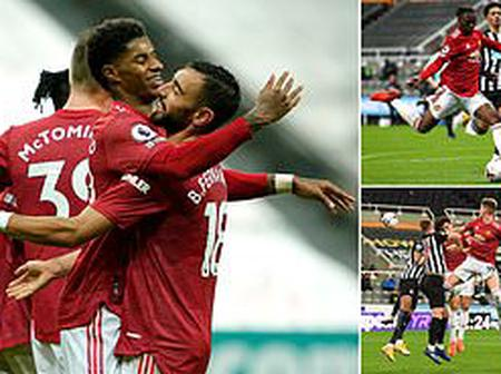 Manchester United BREAKS a RECORD against Newcastle United