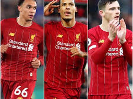 List Of The 5 Best Defenders In The Premier League
