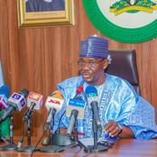 Engineer Sule Swears-In Substantive CJ, Inaugurates Chairman, Member Local Govt Service Commission
