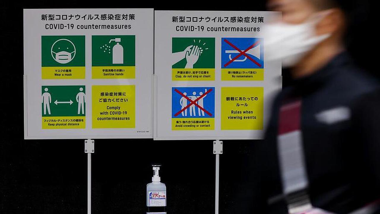 Corona-Infektionen in Tokio steigen auf Höchststand