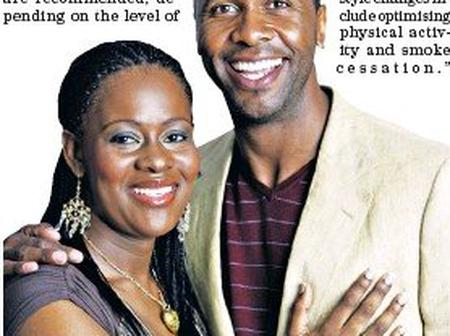 Lucas Radebe lost his first wife when he was only 39 years, See his pictures with late wife.