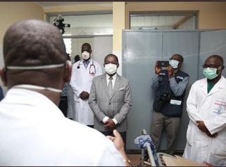 Coronavirus/Côte d'Ivoire: le point de la situation ce mercredi 3 juin 2020.