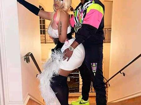 Nicki Minaj slays in first post pregnancy photoshoot; Fans demand her baby pictures