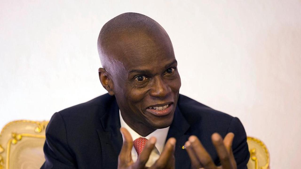 Staatsbegräbnis: Haitis ermordeter Präsident Moïse beigesetzt