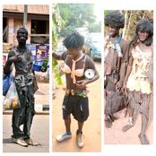 People surprised as students of Federal Polytechnic Oko mark rag day