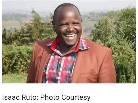 A Big blow to Raila as one of his 2017 brigades in Bomet jumped into Hustlers' camp