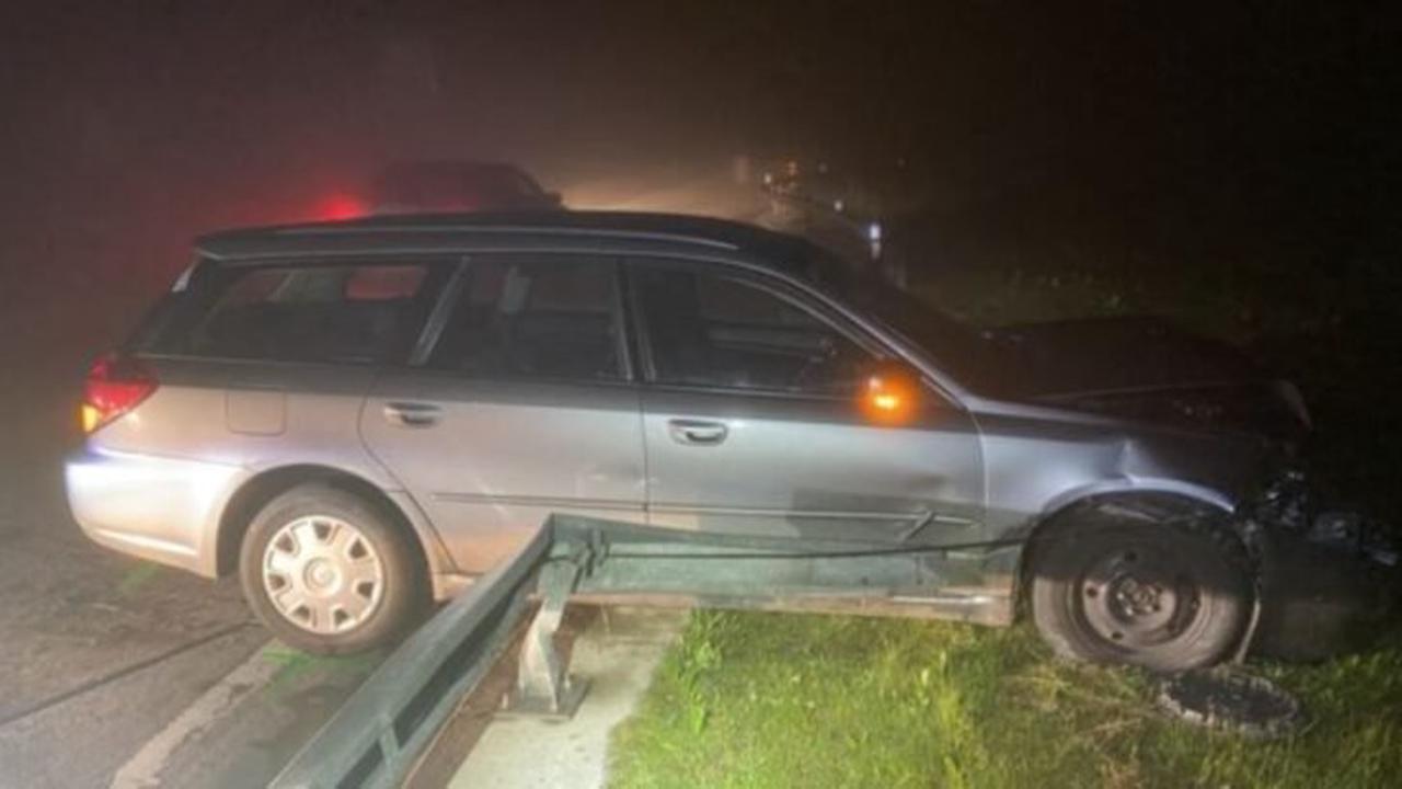 Autofahrerin (22) baut Unfall in Andermatt UR