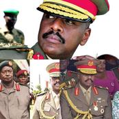 Meet LT. Gen. Kainwrugaba Muhoozi, The Son Of Museveni Who May Likely Succeed Him As President