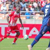 See Kenyan Footballers Who Impressed in CAF Champions League Action Yesterday