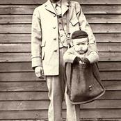 حكاية لصق الطوابع على ملابس الأطفال وإرسالهم عبر