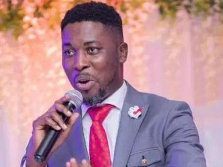 Kwame A-Plus reacts to the rejection of some three Minister's of state designated