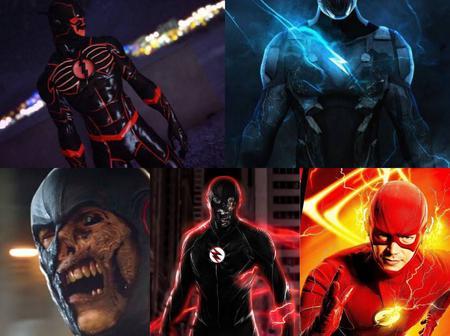 Top 9 Fastest Superhero Character In DC Comics