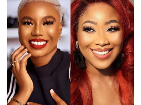 Between Nancy Isime And Erica, Who Is More Beautiful? (See Photos)