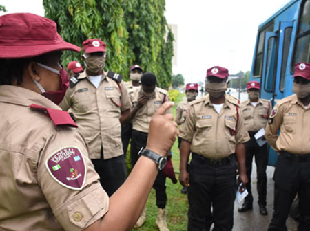 After FRSC Commander Warned Officers To Stop Collecting Bribes, Checkout Reactions From Nigerians