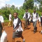 Only Students In School Uniform And Letters From Relevant Institutions Will Be Allowed To Travel