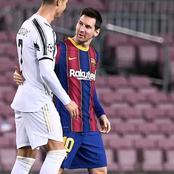 Football: le F.C Barcelone aurait refusé Cristiano Ronaldo pour 17millions