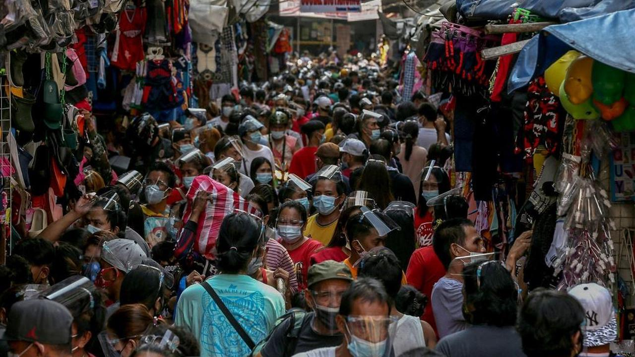 Philippines Bans Arrivals From 20 Countries Over New Virus Strain