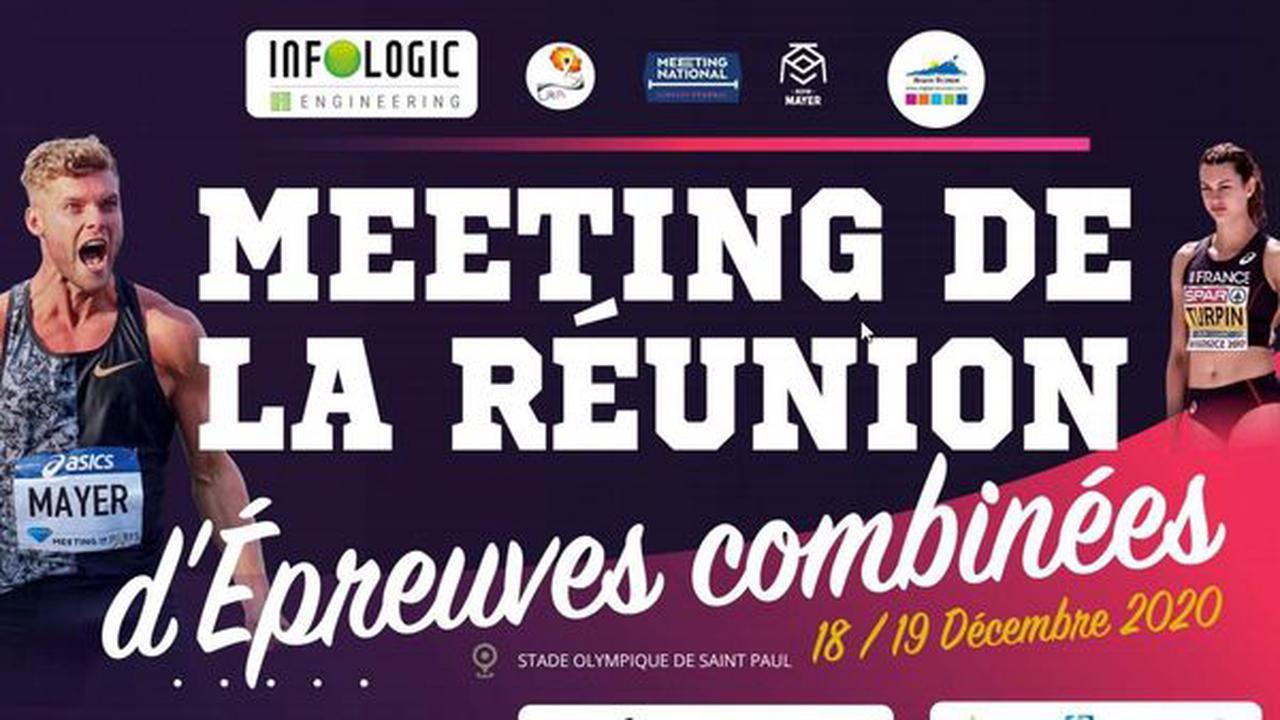 Suivez le meeting de La Réunion des épreuves combinées en direct sur Réunion la 1ère