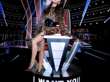 Ariana Grande Joins The Voice As A Judge For Season 21 Edition