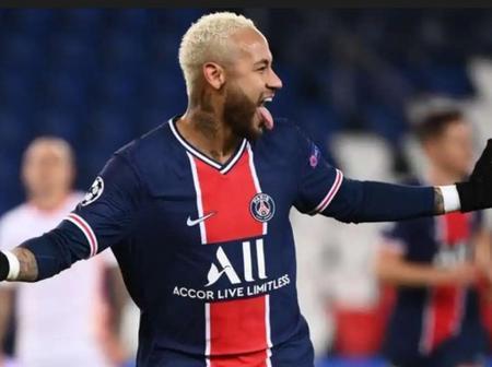 Neymar Jr Revive Paris Saint German Champions League Hope
