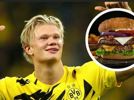 Haaland scores against Schalke 04: Grosskreutz offers him a year of free meals in his restaurant