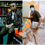 Harmonize's New Collaboration Song Featured By Abbah Process