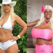 Meet the White Woman Who Decided to Change her Race to Black. (Pictures)