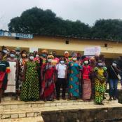 Lancement du projet rural woman