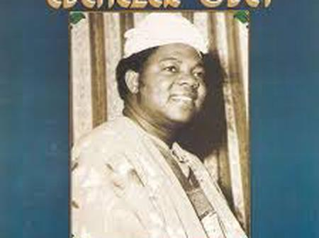 Do You Remember This Electrifying Music Icon 'Chief Commander Ebenezer Obey'.