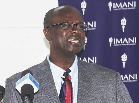 Legally Jean Mensah Must Resign If She Doesn't Want To Mount The Witness Box - Prof Kwaku Azar