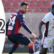 Cagliari won 2-0 against Crotone in latest Serie-A relegation battle.(Opinion)