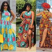 10 perfect ways to Rock Ankara styles as the chic boss lady.