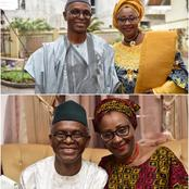 After El-Rufai said even if his son is kidnapped he won't pay ransom, see what he wife said