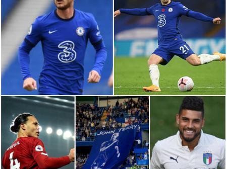 Latest Chelsea FC News: Update On Werner, Chilwell, Van Dijk Chelsea Claim, EPL Fans Return & More