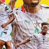 Percious Boah's strike sends Ghana to Total U20 AFCON final