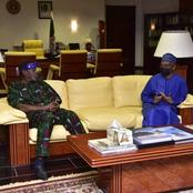 Gov. El-Rufai Receive Pst. Adeboye At Government House In Kaduna. Read What Pst. Adeboye Said Him