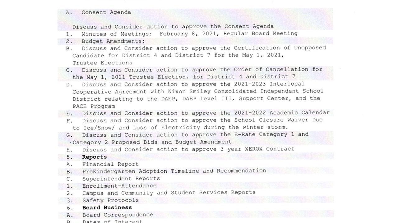 Lcps Calendar 2022.Gisd Board Of Trustees To Discuss Election And 2021 2022 Calendar Monday Opera News