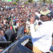 Deputy President William Ruto Pleads With Kenyans, Says This to His Opposers