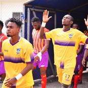 Samuel Boadu and Salifu Ibrahim to set up with Hearts of Oak likely on Monday at training